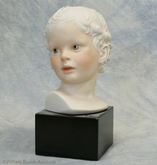 EROS Cupid Head by Cybis in standard color