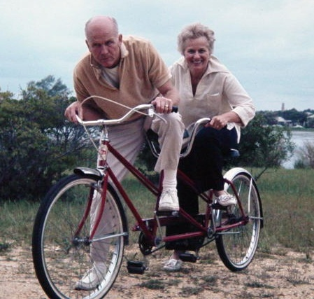Marylin and Joe Chorlton in 1975