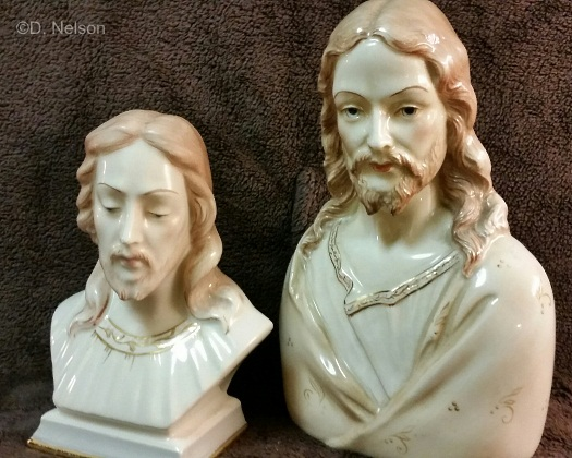 Jesus Sculptures byCybis