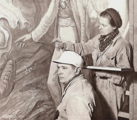 Spotlight on Marja Cybis(1906-1958)