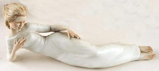Three Mystery 1960s CybisSculptures