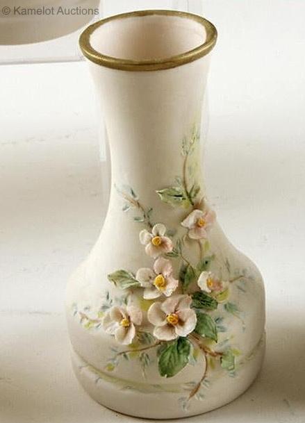 Cybis Porcelain Vases