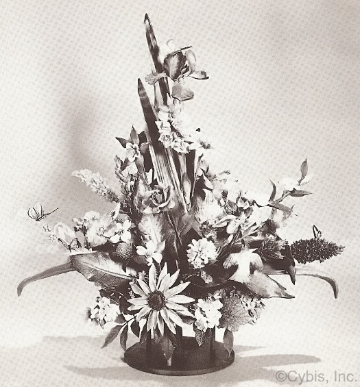 The Flower Bouquet of the United States: One, orTwo?