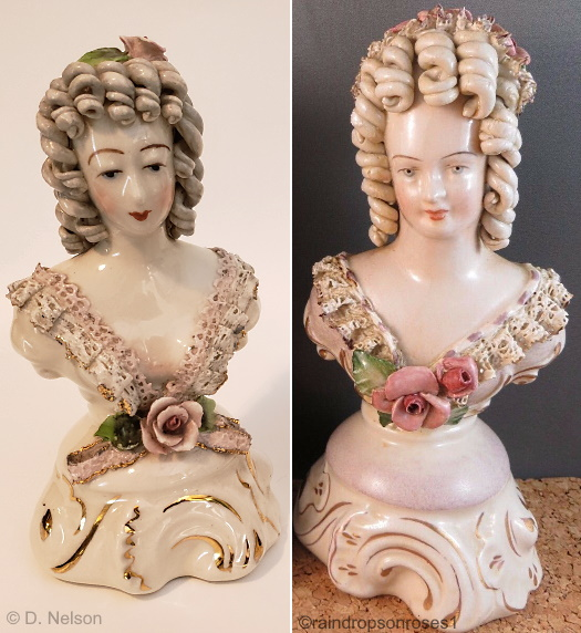 1940s Cybis Porcelains in CordeyStyle