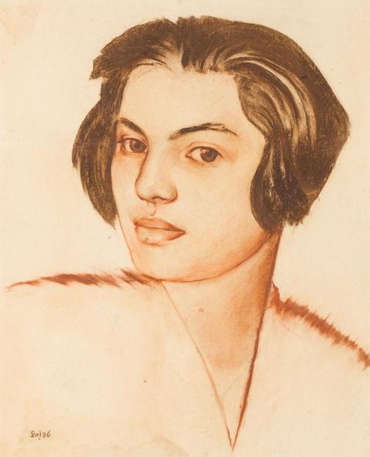 Boleslaw Cybis Drawings from the1920s