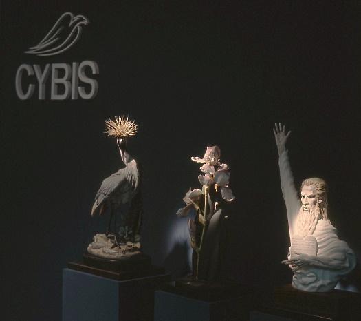 Cybis at the 1964 World'sFair